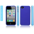 SGP iPhone 4 Case Neo Hybrid Color Series Tender Blue (SGP07049)