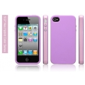 SGP iPhone 4 Case Neo Hybrid Color Series Sherbet Pink (SGP07775)