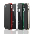 SGP Neo Hybrid Case Christmas Edition for iPhone 4, 4S (Steinheil Crystal LCD Screen)