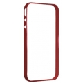 SGP Neo Hybrid Frame Dante Red for iPhone 4