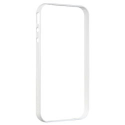 SGP Neo Hybrid Frame Infinity White for iPhone 4