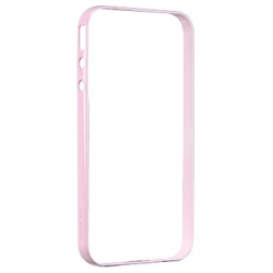 SGP Neo Hybrid Frame Sherbet Pink for iPhone 4