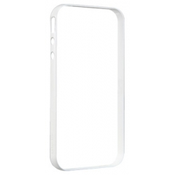 SGP Neo Hybrid Frame Smooth White for iPhone 4