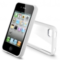 SGP Linear Case Crystal Series Smooth White for iPhone 4, 4S (SGP07531)