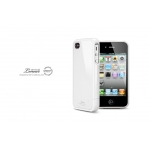 SGP Linear Case Color Series Infiniti White for iPhone 4, 4S (SGP07581)