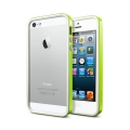 SGP Case Neo Hybrid EX Snow Series Lime for iPhone 5, 5S (SGP09533)