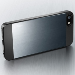 SGP Case Saturn Series Metal Slate for iPhone 5, 5S (SGP10142)