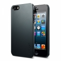 SGP Case Ultra Thin Air A Smooth Black for iPhone 5, 5S (SGP10499)