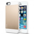 SGP Case Saturn Champagne Gold for iPhone 5, 5S (SGP10570)