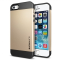 SGP Case Slim Armor S Champagne Gold for iPhone 5, 5S (SGP10604)