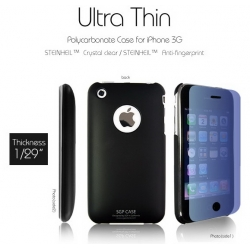SGP Ultra Thin Black for iPhone 3G/3GS