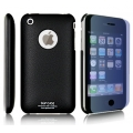 SGP Ultra Smooth Touch Black for iPhone 3G/3GS