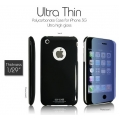 SGP Ultra Thin High Gloss Black for iPhone 3G/3GS (SGP05164)