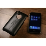 SGP Ultra Thin Gariz Wood Black for iPhone 3G/3GS