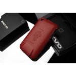 SGP Leather Pouch Gariz Red for iPhone 3G/3GS