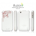 SGP illuzion Folder Pouch Dolce White for iPhone 3G/3GS