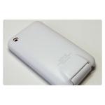 SGP Leather Pouch Valencia White for iPhone 3G/3GS
