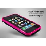 SGP Silke Neo Hybrid2 Fantasia Hot Pink for iPhone 3G/3GS