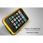 SGP Silke Neo Hybrid2 Reventon Yellow for iPhone 3G/3GS