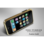 SGP Silke Neo Hybrid2 Avalon Gold for iPhone 3G/3GS
