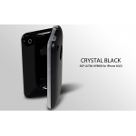 SGP Ultra Hybrid Crystal Black for iPhone 3G/3GS