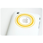 SGP Ultra Thin Art Yellow (with Crystal Film) for iPhone 3G/3GS