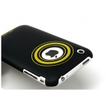 SGP Ultra Thin Art BK Yellow (with Crystal Film) for iPhone 3G/3GS