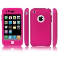 SGP SILKE Silicon Case Fantasia Pink iPhone 3G/3GS