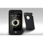 SGP SILKE Silicon Case Soul Black iPhone 3G/3GS