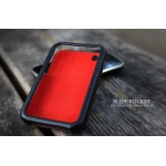 SGP Leather Pouch Slide Pocket Black for iPhone 3G/3GS