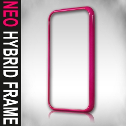 SGP Neo Hybrid Frame Hot Pink for iPhone 3G/3GS