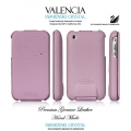 SGP Leather Pouch Valencia Pink for iPhone 3G/3GS