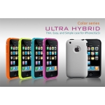SGP Ultra Hybrid Soul Black for iPhone 3G/3GS