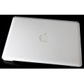 SGP Leather Laptop Cover Skin White for MacBook Pro 15""