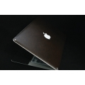 SGP Leather Laptop Cover Skin Brown for MacBook Air