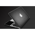 SGP Leather Laptop Cover Skin Deep Black for MacBook Air