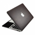 SGP Leather Laptop Cover Skin Brown for MacBook Air 11""
