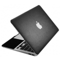 "SGP Leather Laptop Cover Skin Deep Black for MacBook Air 11"" (SGP07192)"