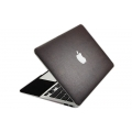 "SGP Leather Laptop Cover Skin Brown for MacBook Air 13"" 2010/11"
