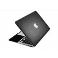 "SGP Leather Laptop Cover Skin Deep Black for MacBook Air 13"" 2010/11"