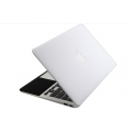 "SGP Leather Laptop Cover Skin White for MacBook Air 13"" 2010/11"