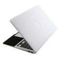 "SGP Leather Laptop Cover Skin White for MacBook Pro 13"" (SGP04216)"