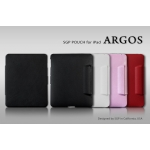 SGP Leather Case Argos Pink for Apple iPad