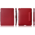 SGP Leather Case Argos Red for Apple iPad