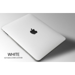 SGP Premium Protective Cover Skin White for Apple iPad