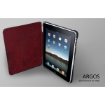 SGP Leather Case Argos Black for Apple iPad