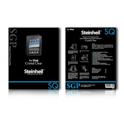 SGP Steinheil SQ for Apple iPad Crystal Clear Premium LCD Protection Film