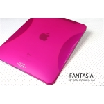 SGP Ultra Capsule Case Fantasia Hot Pink for Apple iPad