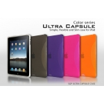 SGP Ultra Capsule Case Violet Gem for Apple iPad