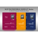 SGP Incredible Shield Ultra Coat for Apple iPad 3G/WiFi (FBP)